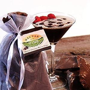Wine Slushy Mix and Cocktail (Chocolate Martini)