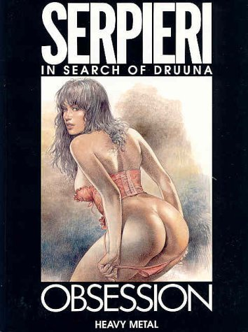 Serpieri : In Search of Druuna : Obsession by Paolo Serpieri (1999-06-01) Paolo Sink