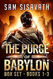 The Purge of Babylon Series Box Set: Books 1-3