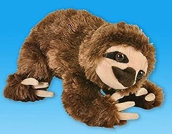 Amazon Com 1 X 8 Brown Sloth Bear Plush Stuffed Animal Toy Beauty