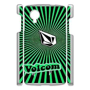 Google Nexus 5 Phone Case White Volcom ESTY7812464
