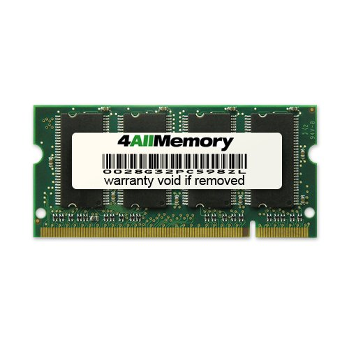 1GB [2x512MB] DDR-266 (PC2100) RAM Memory Upgrade Kit for the Compaq HP Business Notebook NX 9000 Series nx9010 (PG475UA#ABA)