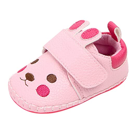 63445e126 Amazon.com  Lurryly❤Kids Casual Shoes for Girls Boys Cute Rabbit ...