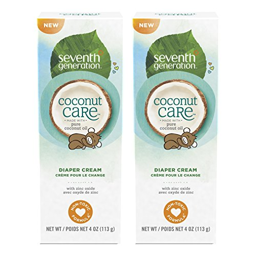 Seventh Generation Diaper Soothing Coconut