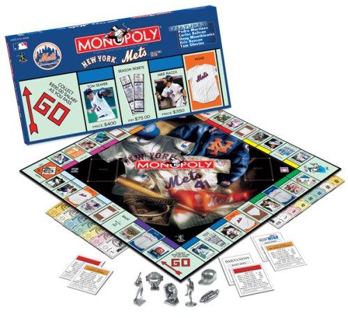 New York Mets Monopoly