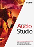Software : Sony Sound Forge Audio Studio 10 [Download]