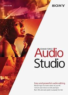 Sony Sound Forge Audio Studio 10 [Download] (B00DQG8P34) | Amazon Products