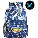 IMSHIE Luminous Backpack,Schoolbag Cool Backpack Campus Travel Bag Canvas Bag Student School Bag Luggage