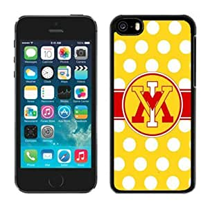 Customized Iphone 5c Case Ncaa Big South Conference VMI Keydets 7