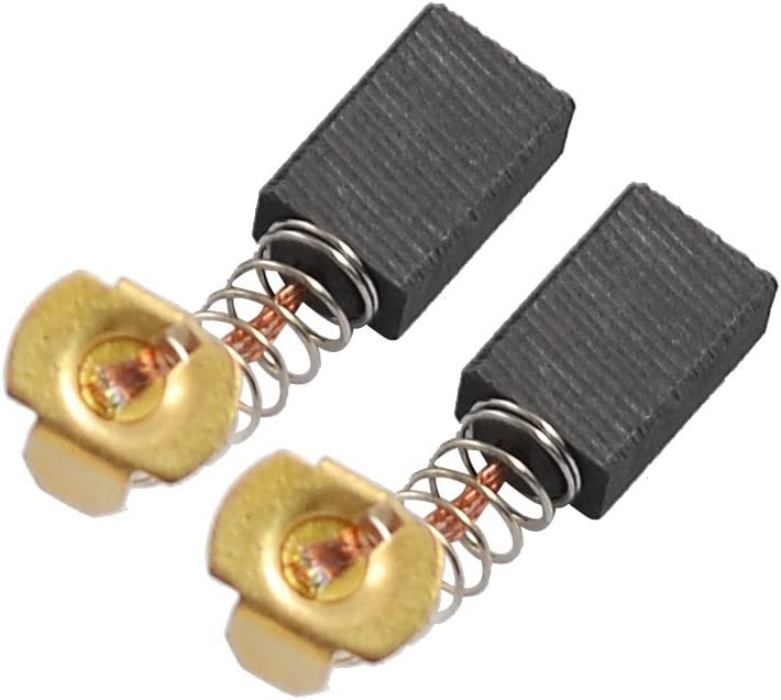 etc. 2x Balais Charbon Moteur Charbon pour électro-Outils comme Angle Meuleuse