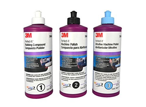 3m buffing compound - 7