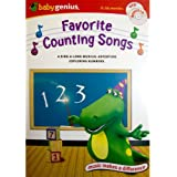 Baby Genius: Favorite Counting Songs - A Sing a Long Musical Adventure Exploring Numbers