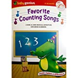 Baby Genius: Favorite Counting Songs - A Sing a Long Musical Adventure Exploring Numbers Image