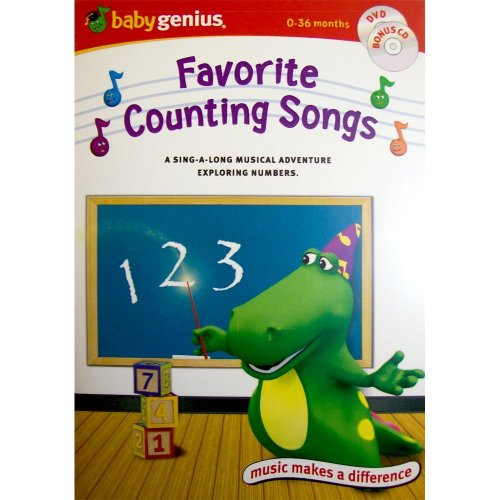 - Baby Genius: Favorite Counting Songs - A Sing a Long Musical Adventure Exploring Numbers