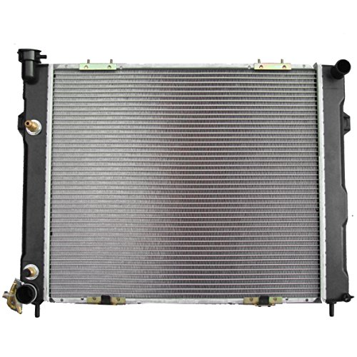 SCITOO Radiator 2182 Compatible with 1998 Jeep Grand Cherokee L6 4.0L