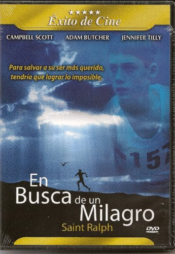 En Busca de un Milagro (Saint Ralph) [*Ntsc/region 1 & 4 Dvd. Import-latin America] Spanish Cover