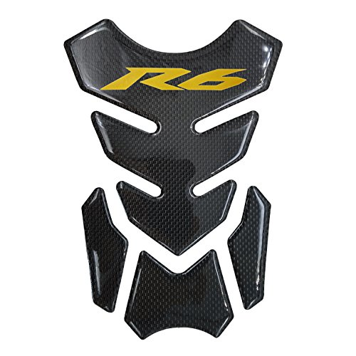 Real Carbon Fiber 3D Sticker Vinyl Decal Emblem Protection for sale  Delivered anywhere in USA