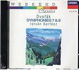 Weekend Classics: Dvorak Symphonies 7 & 8