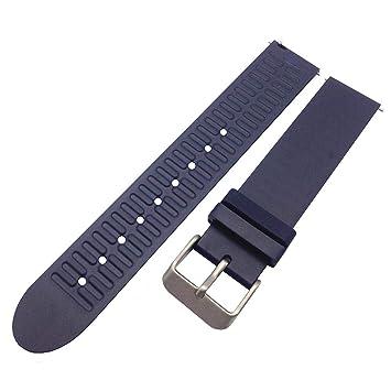 PAWACA Watch Straps Withings Activite, Bracelet de Montre Homme et Femme, Ajustable en Silicone