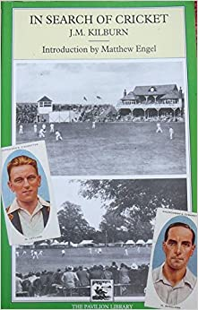 Book In Search of Cricket