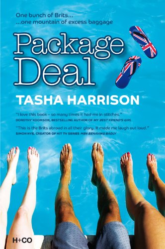 Book: Package Deal by Tasha Harrison