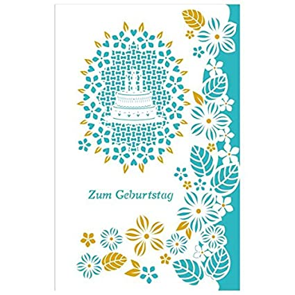 Susy Card - Tarjeta de cumpleaños (17 x 11 x 0,1 cm): Amazon ...