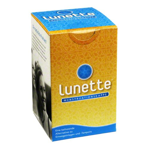 LUNETTE Clear Cup Size 1, 1 EA