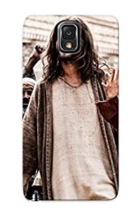 New Diy Design Son Of God For Galaxy Note 3 Cases Comfortable For Lovers And Friends For Christmas Gifts by icecream design