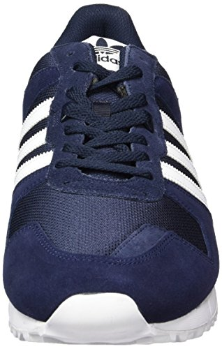 Navy Navy White Homme 700 collegiate Adidas ftwr Baskets Basses night Zx Bleu BwwqPHR