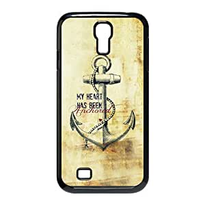 Vintage Anchor protective back For Case Ipod Touch 4 Cover