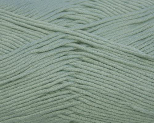 528 Rose Yarn 100g King Cole BAMBOO Cotton DK Knitting Wool