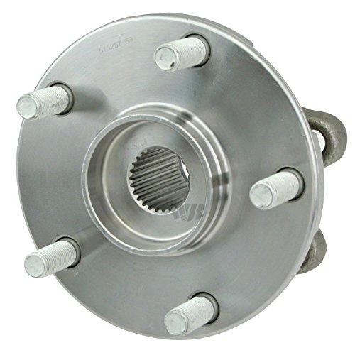 Moog 513257 SKF BR930615 Cross Reference Front Wheel Hub Bearing Assembly WJB WA513257 Timken HA590165