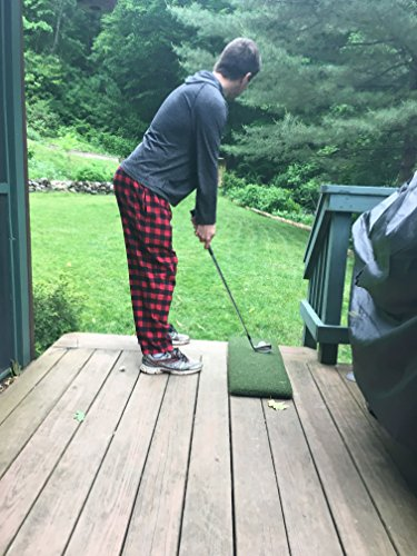 Real Feel Golf Mats Country Club Elite Hitting Strip 10 X30