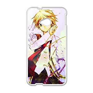 Pandora Hearts HTC One M7 Cell Phone Case White as a gift A5846845