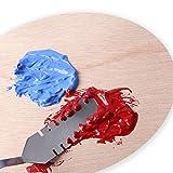 H & B 9-Piece Painting Knife Set – Versatile
