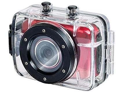 Action Camera Subacquea : Videocamera fotocamera subacquea digitale custodia cam action