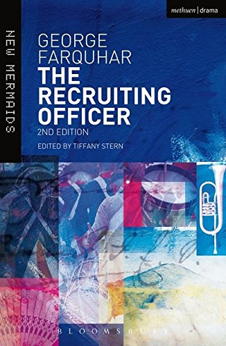Read Online The Recruiting Officer (New Mermaids) ebook