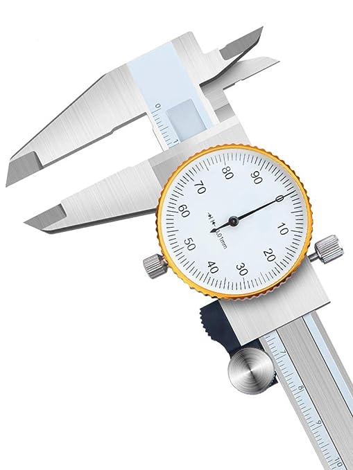 Calibrador Vernier bidireccional antivibración, alta ...