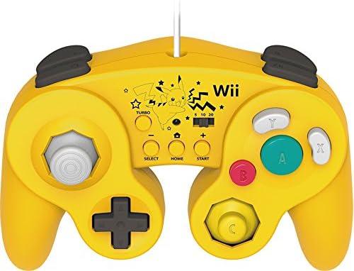 Super Smash Bros. Controller - Pikachu (Nintendo Wii U) [Importación Inglesa]: Amazon.es: Videojuegos