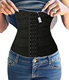 Product review for Gotoly Women Elastic Waistband Waist Trainer Corset for Weight Loss Body Shaper