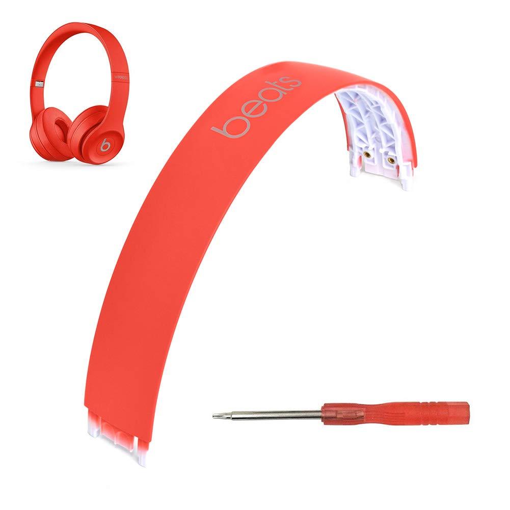 Banda Superior Repuesto para Beats Solo 2/3 Rojo L