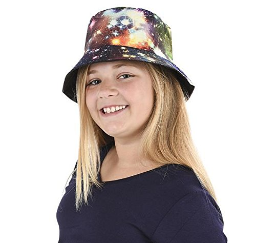 GALAXY BUCKET HAT, Case of 72 by DollarItemDirect