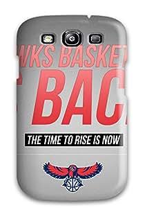 SqPCIQT2094YbEuQ Faddish Atlanta Hawks Nba Basketball (4) Case Cover For Galaxy S3