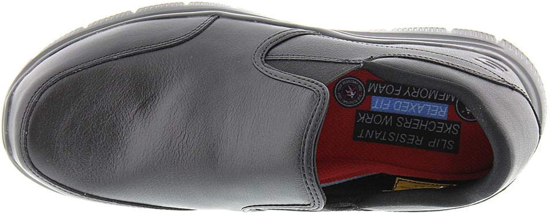 Skechers Flex Advantage SR Bronwood, Chaussure de Service
