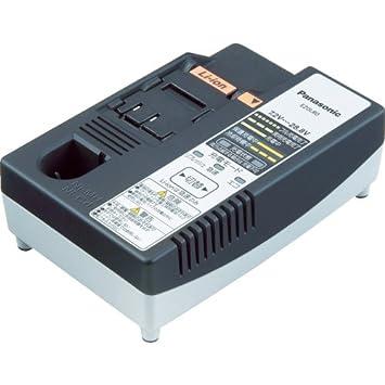 【Panasonic(パナソニック) EZ0L81 14.4-28.8Vリチウムイオン専用急速充電器】