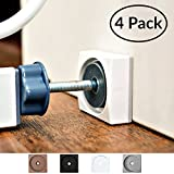 Wall Nanny Mini Baby Gate Wall Protector - (4 Pack - Made...
