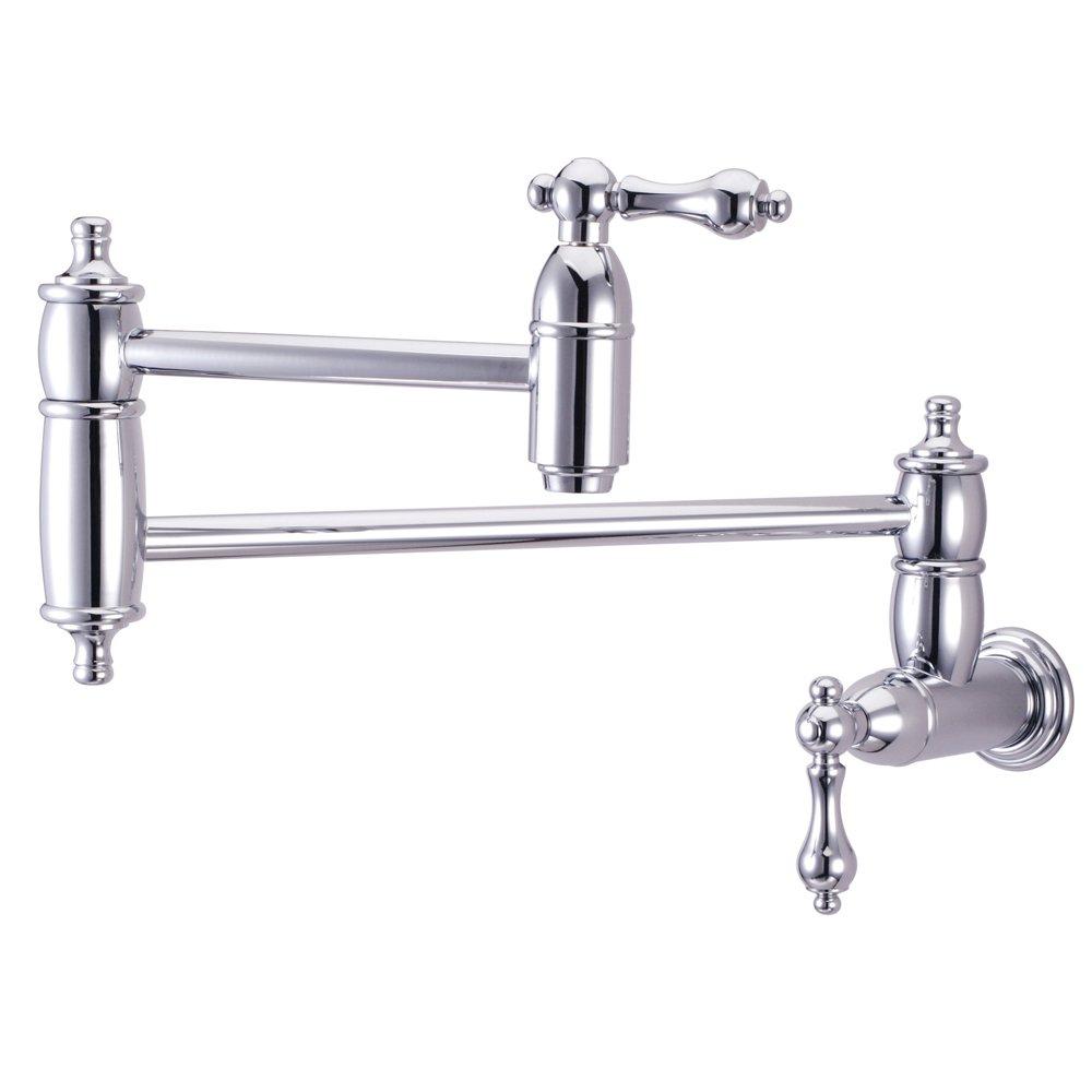 Kraus C-GVR-204-RE-10SN Irruption Blue Rectangular Glass Vessel Sink and Waterfall Faucet Satin Nickel