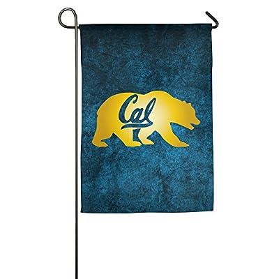 JFD Uc Berkeley Cal Golden Bears House Flag