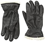 Hestra Deerskin Primaloft Gloves, Black, 6