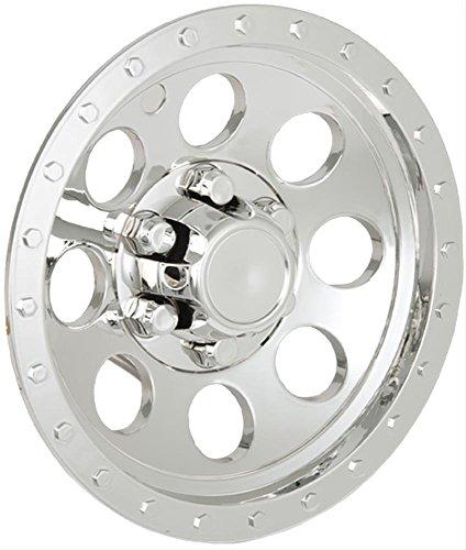 Best Wheel Covers For Lawn Mowers - Set of 2 - PHOENIX QT10CHB-x2,